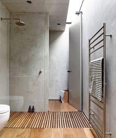Bathroom   Scandinavian design (Projeto Schulberg Demkiw)