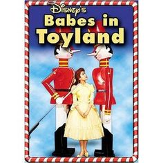 Babes in Toyland - Annette as Mary Contrary