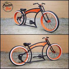 Ruff Cycle bike built by The Cruiser Shop