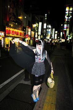 Getting taboo in Kabukicho, Shinjuku