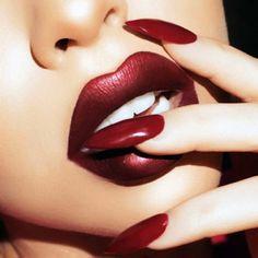 Beautiful Maroon Lipstick picture3