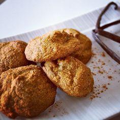 Vanilla Bean Cookies from Gastrawnomica