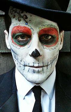 HUGE Mexican Sugar skull Savy