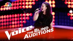"The Voice 2015 Blind Audition - Hannah Kirby: ""The Letter"""