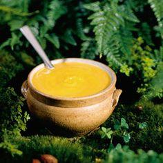 Pot of Gold Soup. Apples, onion, pumpkin, butternut squash...