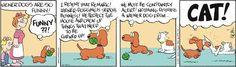 Wally of Drabble comics