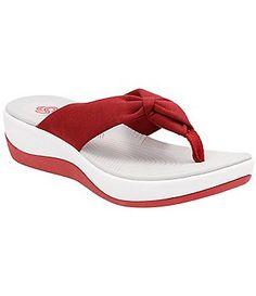 ed2caf639c09 Clarks R) Arla Glison Flip Flop