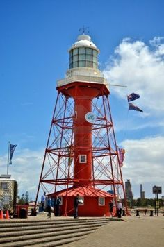 Port Adelaide light house • Adelaide city • Adelaide's beaches • riawati