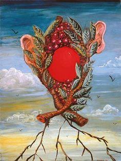 George Condo, Fruit Man