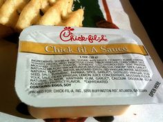 DIY Chick-fil-A Sauce | If you have been to Chick-fil-A, you have no doubt tried their famous sauce.  It is a mild obsession among fans.  The sauce is  tangy, sweet, with a mild kick.  Chick-fil-A sauce is obviously delicious with chicken but works well as a sandwich spread and a base for a salad dressing.  Once you begin making Chick-fil-A sauce at home, you might not need to visit the restaurant. - Foodista.com