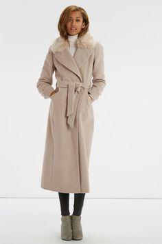 The Claudia Coat - in grey