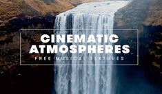 "This is ""Cinematic Atmospheres."" A collection of over 80 extremely versatile music textures and sounds for your films and editing. Blade Runner, Sound Files, Abandoned Cities, Quiet Moments, Beautiful Moments, Video Editing, Short Film, Musicals, Shit Happens"