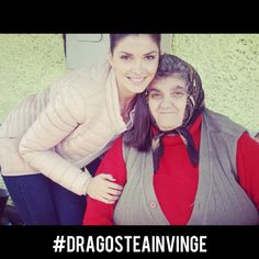 Alina Pușcaș & bunica #dragosteainvinge