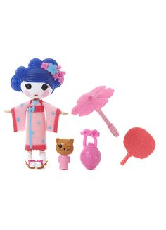 Another great find on Mini Lalaloopsy Yuki Kimono Doll Lalaloopsy Mini, Popular Costumes, Black Friday Specials, Barbie Accessories, Cute Characters, Miniature Dolls, Yukata, Doll Toys, Cute Kids