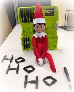Elf on the Shelf at RYOBI!
