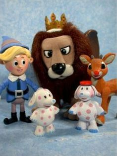 The Island of The Misfit Toys