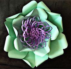 """59 Likes, 3 Comments - FLORES DE PAPEL EN PANAMA (@aadesignpty) on Instagram: """"Increibles combinaciones de colores! Nueva flor!!! PEDIDOS AL WHATSAPP O CORREO regalospty…"""""""