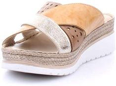 Koralhvid Sommersandaler klassisk ECCO Offroad sandal