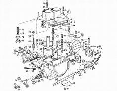 TT500 XT 500 XT TT Used Rebuilt Yamaha Carburetor I.D