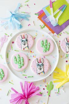 Vibrante y creativa fiesta de Llamas – Amor de Fiesta Bolgs