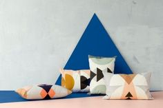 Ferm Living Inka cushion Kissen