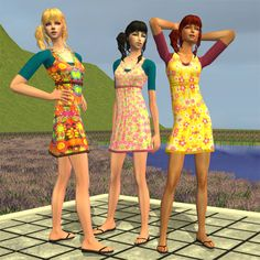 Mod The Sims - Spring Fun