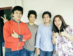 with the gorgeous THE OVERTUNES