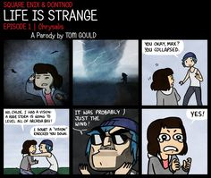LIFE IS STRANGE | Visionary by TheGouldenWay on DeviantArt