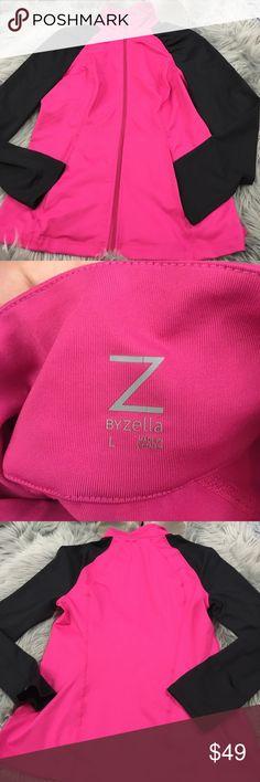 Z by Zella zip up jacket yoga athletic wear Like new Zella Jackets & Coats
