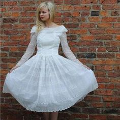 French Shabby Chic Style: Part 7 - Dresses