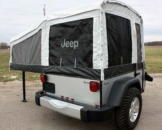 JEEP INTRODUCES CAMPERS BUILT BY LIVIN LITE RV
