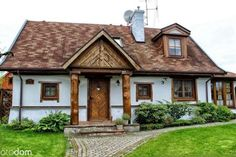 Cottage Style Homes, Traditional House, My Dream Home, Exterior Design, Tiny House, Rustic, House Styles, Interiors, Houses