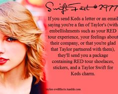You can email Keds atcustomerservice@keds.com. I did this and they did send me a package! If you send a handwritten letter, you will also get a letter back, but if you're only interested in the merch, an email is just as good.