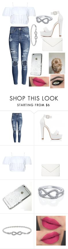 """Untitled #45 Shavuot ??"" by orpaz-esposito ❤ liked on Polyvore featuring beauty, H&M, Forever New, Isaac Mizrahi, Malin + Mila, love, likes, israel, Shavuot and only_white"