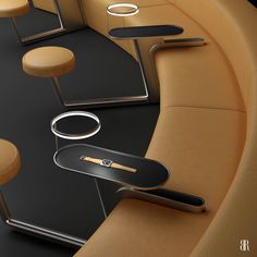 Show room stand horlogerie 2 design d'espace benoit redard Avignon #Officedesigns