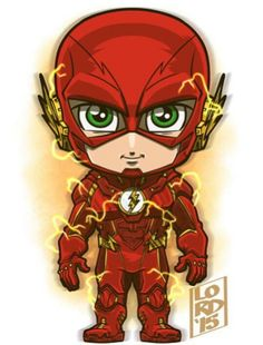 The Flash - Arkham Knight style
