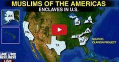 Muslim No-Go Zones in the USA?  How's your neighbourhood!