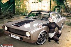 """Man becomes, as it were, the sex organs of the machine world. Weird Cars, Cool Cars, Cj Jeep, Australian Muscle Cars, Ford Capri, Ford Falcon, Car Girls, Sexy Cars, Car Car"