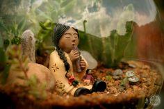 Índia flautista | os mini mundos