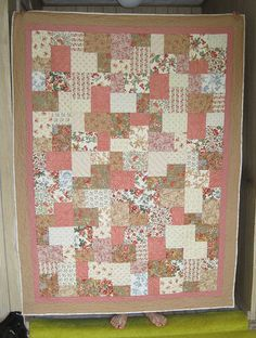 free layer cake quilt patterns | the pattern comes from pie plate patterns from their book