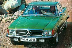 MercedesBenz 350SL (R107) by Auto Clasico, via Flickr