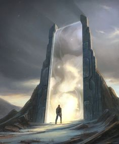 Gate by LeonovichDmitriy on DeviantArt