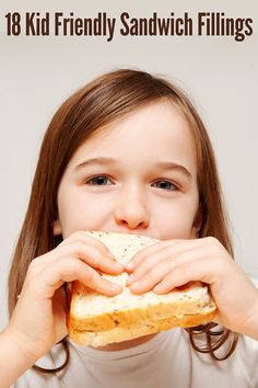 Looking for inspiration for your child's lunch box? Check out these 18 sandwich filling ideas. Recipes Kids Can Make, Healthy Snacks For Kids, Keto Snacks, Snack Recipes, Cooking Recipes, Healthy Food, Kid Sandwiches, Sandwich Fillings, Toddler Lunches