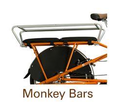 Monkey Bars | Cargo Bike, Cargo Bicycle, Electric Bike Cargo, Family Bike