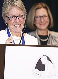 Farmer inducted as president of American Pediatric Surgical Association