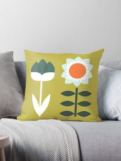 """Set Sun Olive"" Throw Pillows by lisajaynemurray | Redbubble"