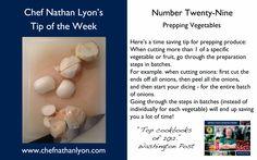 Weekly Tip Number Twenty-Nine