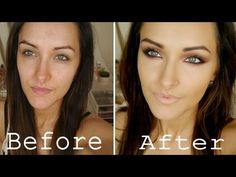 Kristen Stewart Inspired Makeup Tutorial ♡ Makeup For Green Eyes - YouTube