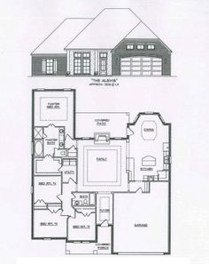 25 best Westwood & Cormier House Plans images on Pinterest ... The Designer House Plan Thd Exb on