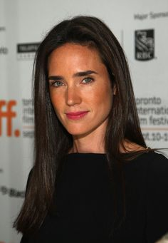 Jennifer Connelly Long Straight Cut - Jennifer Connelly Hair - StyleBistro